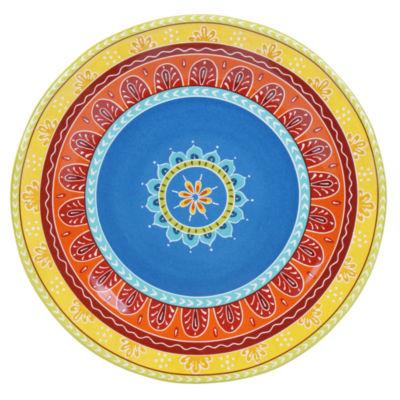 Certified International Valencia Round Platter