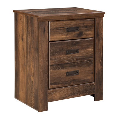 Signature Design by Ashley® Quinden 2-Drawer Nightstand