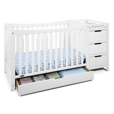 graco remi 4in1 convertible crib and changer