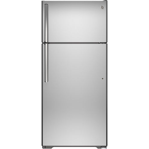 Ge® Series 17.5 Cu. Ft. Top-Freezer Refrigerator