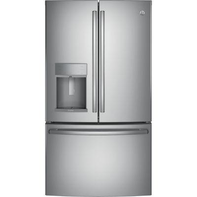 GE® Profile™ Series 22.2 cu. ft. Counter-Depth French Door Refrigerator
