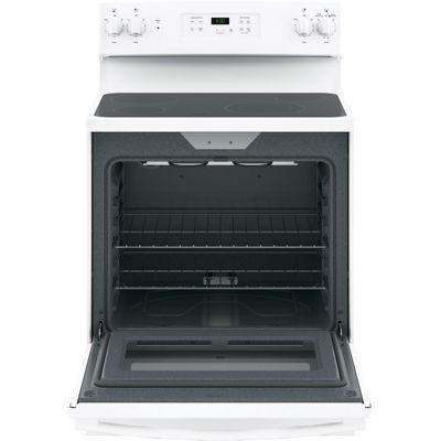 "GE® 5.3 cu. ft. 30"" Free-Standing Electric Range"""