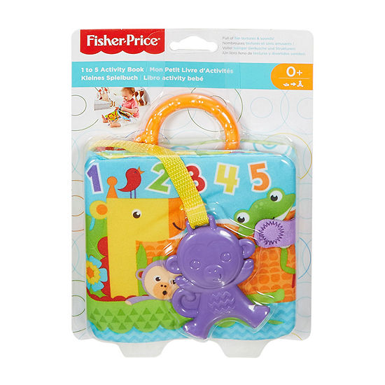 Fisher-Price Activity Book