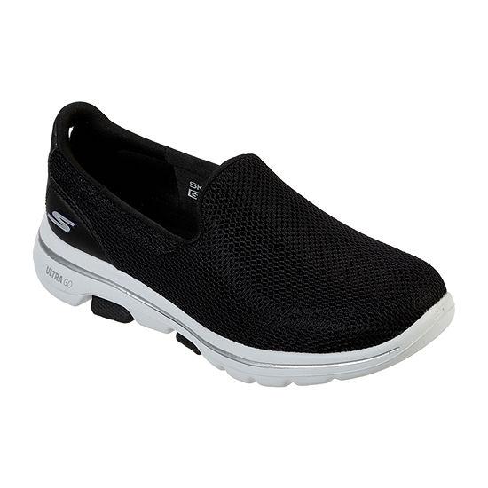 Skechers Go Walk 5 Womens Walking Shoes Slip On