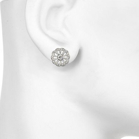 Mixit 108mm Flower Stud Earrings