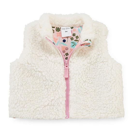 Okie Dokie Baby Girls Vest