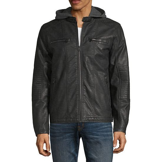 Levi's Faux Leather Midweight Motorcycle Jacket