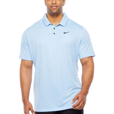 Nike Mens Short Sleeve Polo Shirt Big and Tall