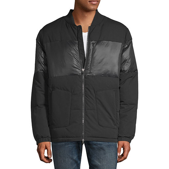 Msx By Michael Strahan Water Resistant Midweight Puffer Jacket