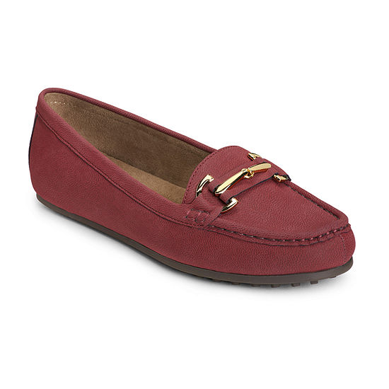 A2 by Aerosoles Womens Day Drive Loafers Round Toe