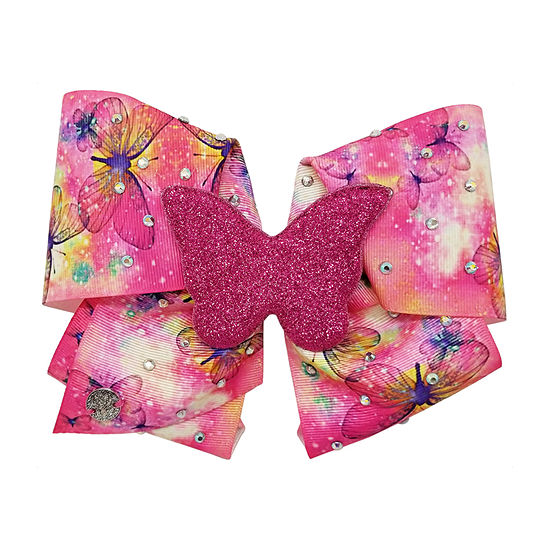 Jojo Siwa Signature Butterfly Bastel Bow