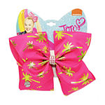 Jojo Siwa Signature Pink Palm Tree Bow