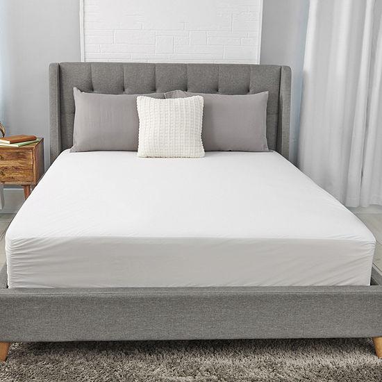 Allerease Bed Bug Blocker Dust Mite Barrier Breathable Mattress Encasement