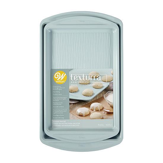Wilton 2-pc. Texturra Performance Non-Stick Bakeware Cookie Pan