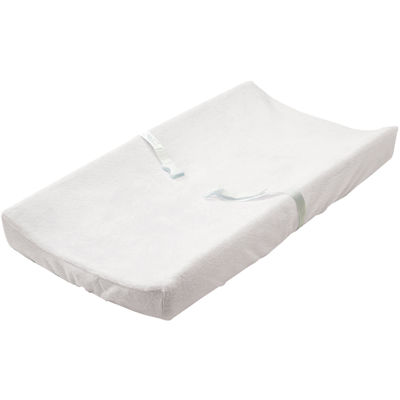 Summer Infant® Ultra Plush™ Changing Pad Cover - White