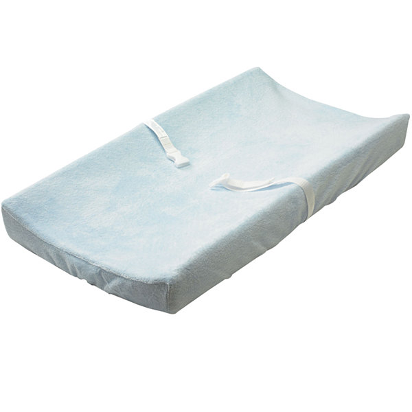 Summer Infant® Ultra Plush™ Changing Pad Cover - Blue