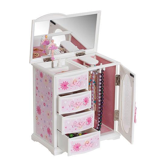Mele & Co. Kelly Ballerina Girls Jewelry Box