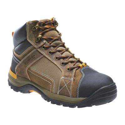 Wolverine® Steel-Toe EH Chisel Mens Work Shoes