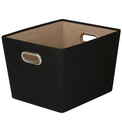 Honey-Can-Do® Medium Decorative Storage Bin