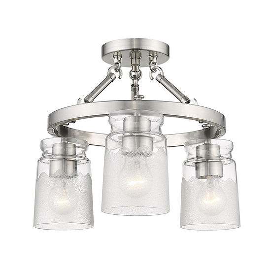 Golden Lighting New Products Flush Mount