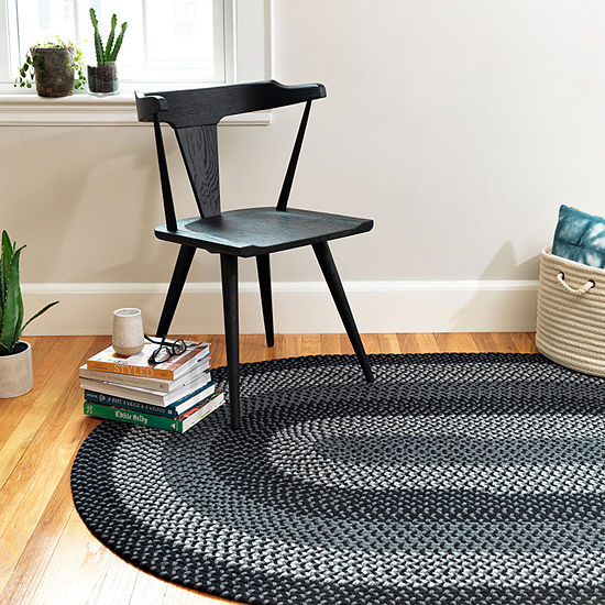 Colonial Mills® Austin Reversible Braided Oval Rug
