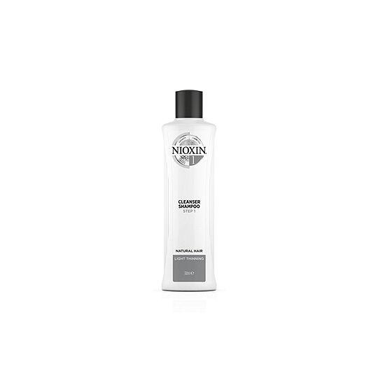 Nioxin System 1 Cleanser Shampoo - 10.1 oz.