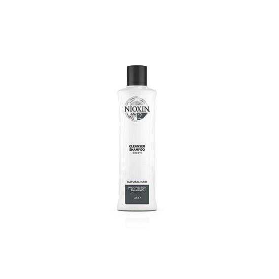 Nioxin System 2 Cleanser Shampoo - 10.1 oz.