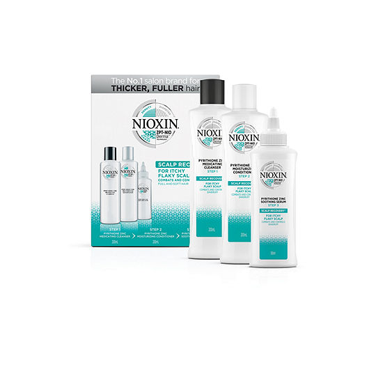 Nioxin Scalp Recover Kit Value Set