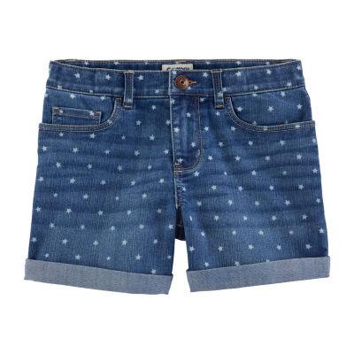 Oshkosh Girls Pull-On Short