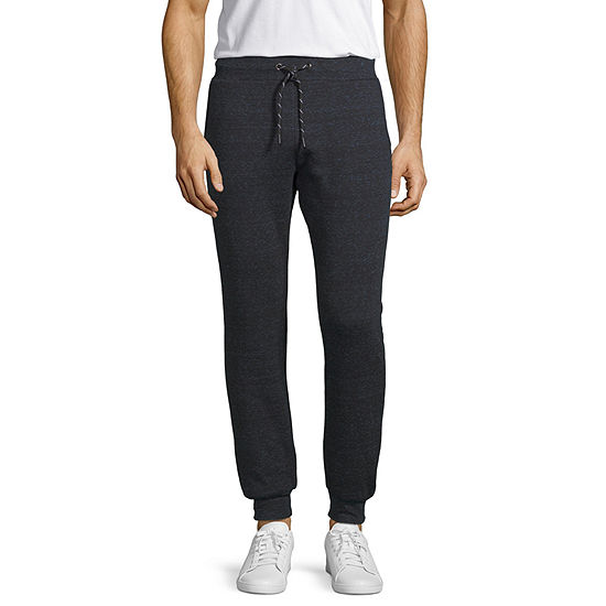Arizona Mens Sherpa Lined Fleece Jogger Pant