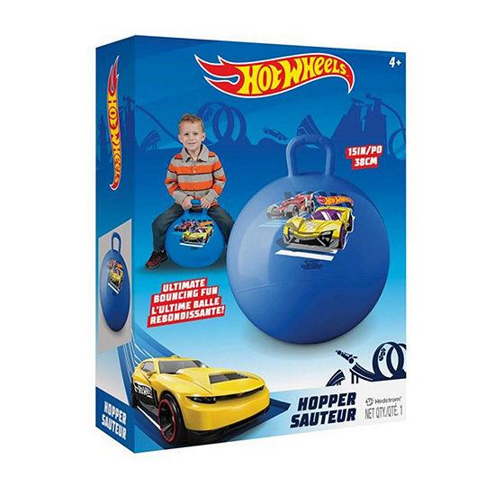 "Mattel 15"" Hot Wheels Hopper Playground Balls"