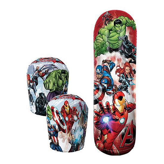 "Marvel 36"" Avengers Assemble Bop Combo Set"