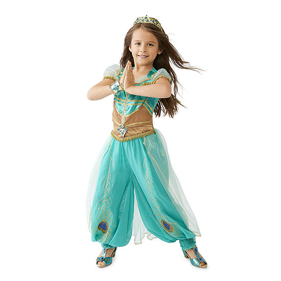 Disney Jasmine Aladdin Dress Up Costume Collection