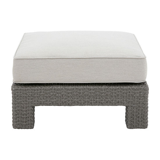 Madison Park Albert Patio Ottoman