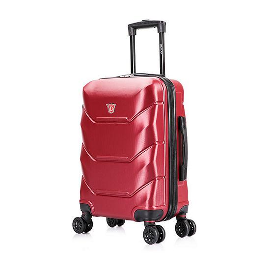 DUKAP Zonix Hardside 20 Inch Carry-on Luggage