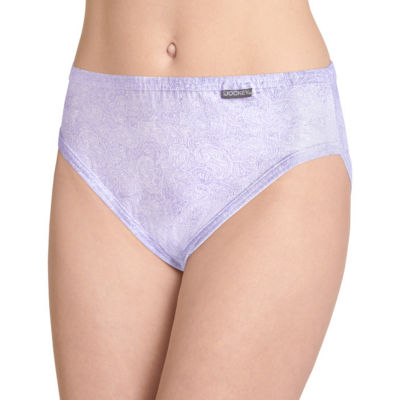 Jockey Plus Elance® Queen Knit High Cut Panty 1485