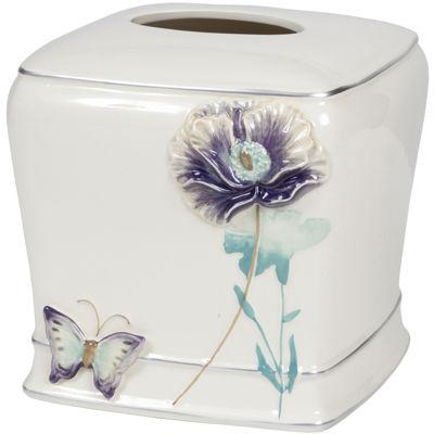 Creative Bath™ Garden Gate Tissue Holder