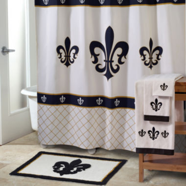 jcpenney.com | Avanti Fleur-De-Lis Luxembourg Bath Collection