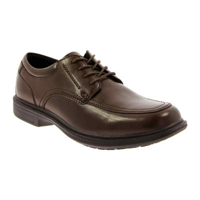 Nunn Bush® Bourbon St. Men's Moc Toe Dress Oxfords