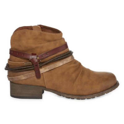 Pop Norfolk Womens Bootie