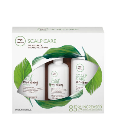 Paul Mitchell Tea Tree Scalp Care Take Home Regiment Hair Product-8.5 oz.