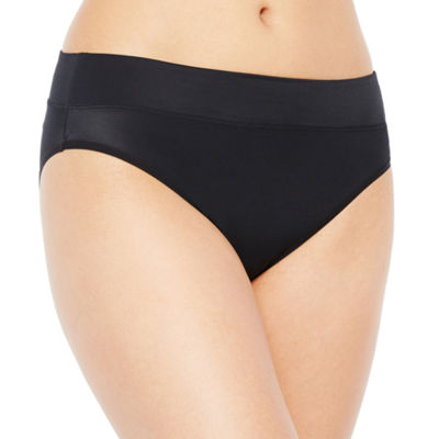Underscore Soft Touch Wide Microfiber High Cut Panty