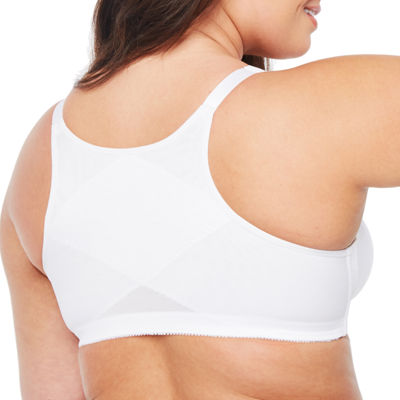 Underscore Front-Close Posture Back Wireless Unlined Full Coverage Bra
