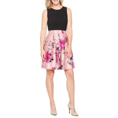 Scarlett Sleeveless Party Dress