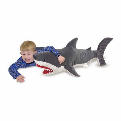 Melissa & Doug® Shark Plush