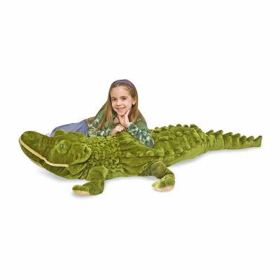 Melissa & Doug® Alligator Plush