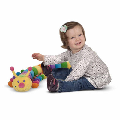 Melissa & Doug® Longfellow Caterpillar Plush