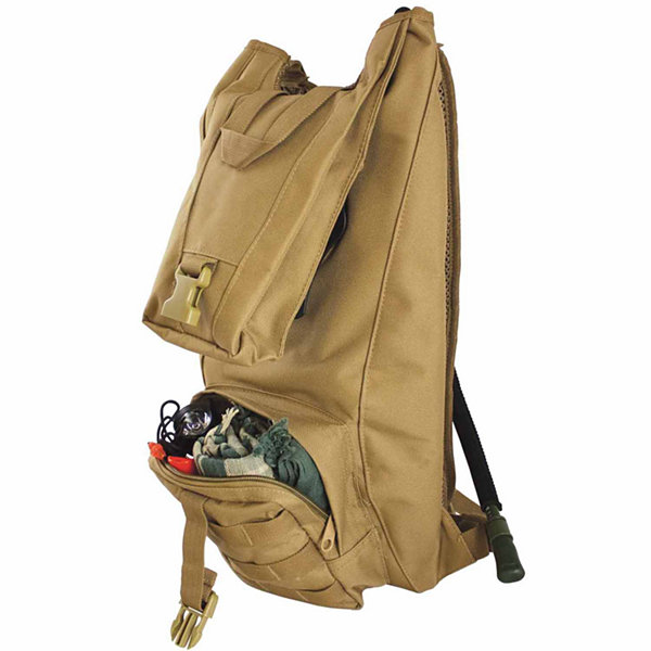 Red Rock Outdoor Gear Piranha Hydration Pack - Coyote