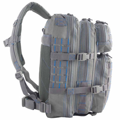 Red Rock Outdoor Gear Rebel Assault Pack - Tornadow/Royal Blue Stitching