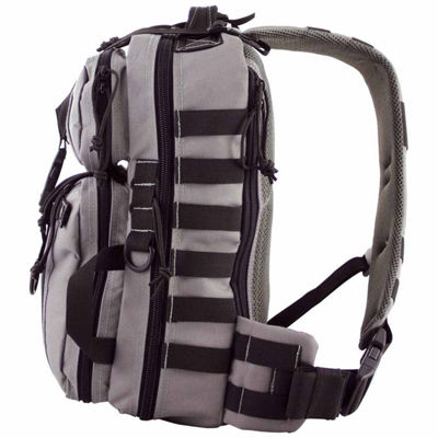 Red Rock Outdoor Gear Rambler Sling Pack - Tornadow/Black Webbing